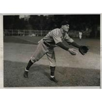 1933 Press Photo Chicago Cubs at sprinf training, Vince Barton - nea08990