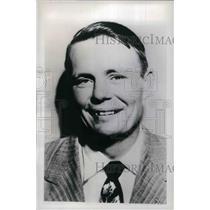"1950 Press Photo Detroit Lions Coach Raymond ""Buddy"" Parker - nea12751"