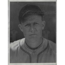 1930 Press Photo Walter Meine of Pittsburgh Pirates. - nea11853