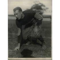 1923 Press Photo WL Richesan Yale Quarterback - nea14001