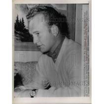 1963 Press Photo Green Bay Packers, Paul Hornung - nea18316