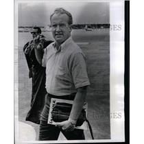 1967 Press Photo Former Green Bay Packer Paul Hornung - nea18495