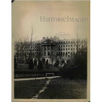 1927 Press Photo Greenbriar Hotel at White Sulpher Springs