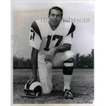 1970 Press Photo Richie Petitbon, Rams