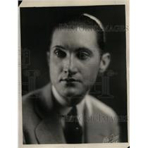 "1926 Press Photo John Burke, Tenor in ""Irish Program"""