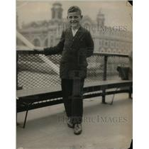 1922 Press Photo Hans Quintin - nea19540