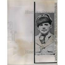 1962 Press Photo Sgt. 1/C Francis Quinn, rescued from Communist by soldiers