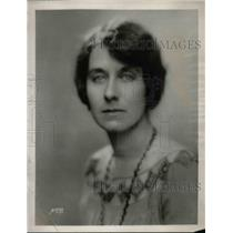 1928 Press Photo Miss Kathleen Stewart, WEAF