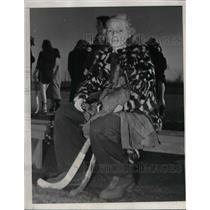 1939 Press Photo Barbara Strebiuegh All American Field Hockey Cleveland Ohio