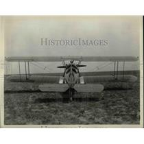 1931 Press Photo The Spartan Jacobs 60 HP engine at the airport before take off