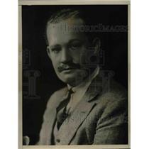 1926 Press Photo Earl Shannon Aide de camp Governor of Madras - nea28946