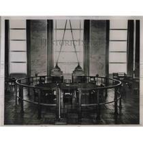 1938 Press Photo New municipal casino in Venice, Italy - nea34435
