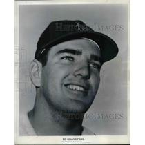 1965 Press Photo Ed Kranepool Of New York Mets - nea40072