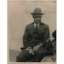 1923 Press Photo Commander JA Bull Of Philadelphia - nea38001