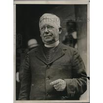 1921 Press Photo Rev. Fr. Edward F. Leonard
