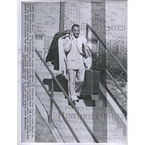 1963 Press Photo James H. Meredith, First Negro to Attend Mississippi University