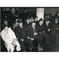 1953 Press Photo The trial against the Panther Gang - KSB57439