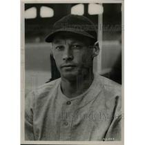 1934 Press Photo Dave Harris of Washington Senators