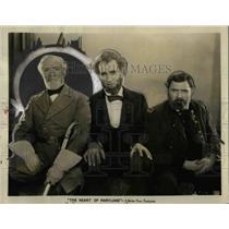 1927 Press Photo James Welch, Charles Edward Bull, Walter Rodgers