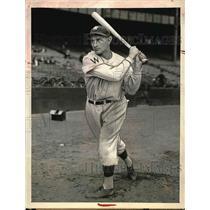 1936 Press Photo Alvin Jacob Powell, New York Yankees, Washington Senators