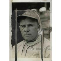 "1928 Press Photo James Joseph ""Jimmy"" Dykes of the Philadelphia Athletics"