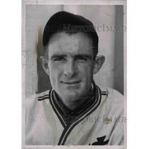 1937 Press Photo Eldon Auker, Detroit Tigers Pitcher