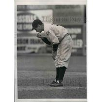 1939 Press Photo Buckey Harris of the Washington Nationals - nea09800