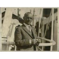 1927 Press Photo Captain Alexander Smith Alaskan Trail Blazers & Discoverer