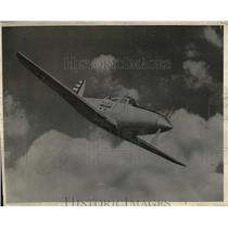1940 Press Photo Aircobra Bell Aircraft Corporation