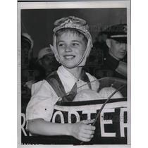 1939 Press Photo Clifford Hardester, Wins Soap Box Derby - nea58022