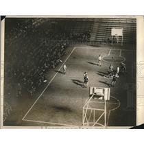 1928 Press Photo Championship Game St. John's Manilius and Univ. Pennsylvania