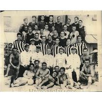 1927 Press Photo Tschernomortzy Teams Hope to Participate in Olympics