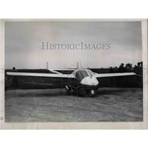 1952 Press Photo France's Minijet Sipa 200 Minijet