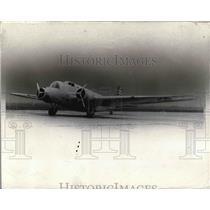 1935 Press Photo Douglas Bomber Planer at Wright Field