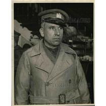1929 Press Photo Captain McMatt of Colorado State Troopers - nea52115