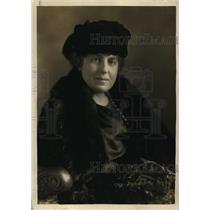 1919 Press Photo Mrs GS Bangs Steward Chaitman Land Services Committee