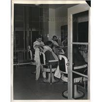 1939 Press Photo North Beach Airport Worlds Greatest & Most Modern Airport