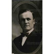 1919 Press Photo Louis M. Scott world corn King