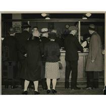 1928 Press Photo Central Police Station Cleveland