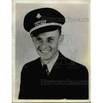 1936 Press Photo Lee Williams of American Airlines