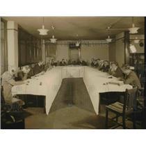 1927 Press Photo Bell Phone Official Do Test - nea61577
