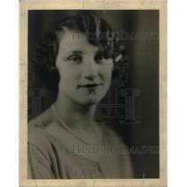 1927 Press Photo Dolores Mathews, Buffalo N.Y., County Jail Grand Larceny