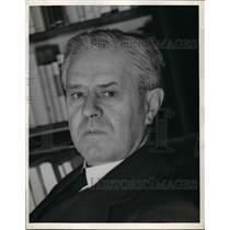 1938 Press Photo William Gilroy N.E.A. Columnist