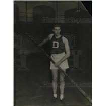 1922 Press Photo K.P. Libbey of Dartmouth