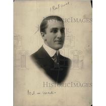 1919 Press Photo Char P Jaeger
