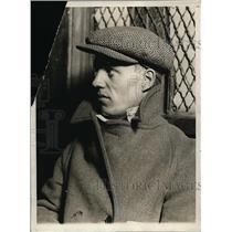 1929 Press Photo William Tennyson Champion Marathon Waiter - nea54228