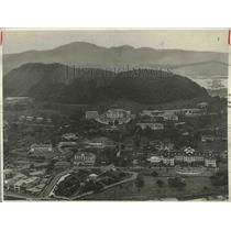1922 Press Photo Ancon Hospital near Panama Canal, essential to canal project