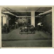 1922 Press Photo Telephone Power Plant, Pennsylvania