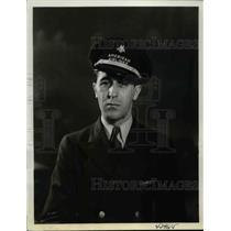 1938 Press Photo George Govoni Air Corps Training Center - nea66023