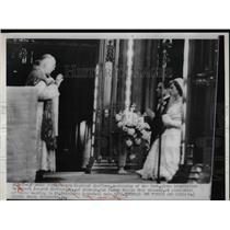 1923 Press Photo Francis Cardinal Spellman Archbishop New York Chicago
